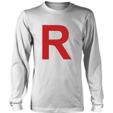 "Pokemon Team Rocket ""R"" Shirt - NerdKudo - 7"