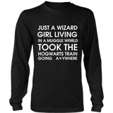 Harry Potter Just A Wizard Girl Living In A Muggle World - NerdKudo - 4