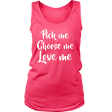 Grey's Anatomy Pick Me Choose Me Love Me Shirt - NerdKudo - 9
