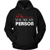 Grey's Anatomy You're My Person Couple Shirt - NerdKudo - 5