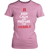 Pokemon Team Rocket Keep Calm And Prepare For Trouble Shirt - NerdKudo - 11
