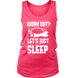 Pokemon Work Out Let's Just Sleep Shirt - NerdKudo - 9
