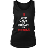 Pokemon Team Rocket Keep Calm And Prepare For Trouble Shirt - NerdKudo - 8