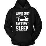 Pokemon Work Out Let's Just Sleep Shirt - NerdKudo - 7
