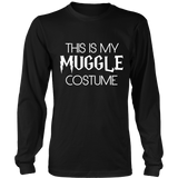 Harry Potter This Is My Muggle Costume - NerdKudo - 4