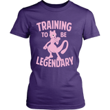 Pokemon Mew Two Training To Be Legendary Shirt - NerdKudo - 12