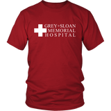 Grey's Anatomy Grey Sloan Memorial Hospital Shirt - NerdKudo - 3