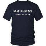 Grey's Anatomy Seattle Grace Surgery Team Shirt - NerdKudo - 3