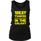 Star Wars Best Fiancee In The Galaxy Shirt - NerdKudo - 7