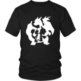 Pokemon Charmander Charmeleon Charizard Evolution Shirt - NerdKudo - 3