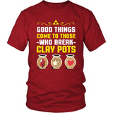 The Legend Of Zelda Good Things Come To Those Who Break Clay Pots Shirt - NerdKudo - 3