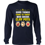 The Legend Of Zelda Good Things Come To Those Who Break Clay Pots Shirt - NerdKudo - 6