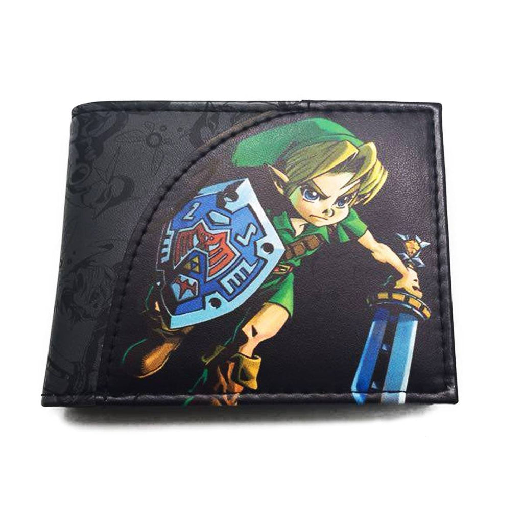 The Legend of Zelda Link Bifold Wallet - NerdKudo - 1