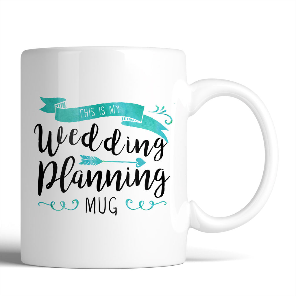 This Is My Wedding Planning Mug 11oz Coffee Tea Mug
