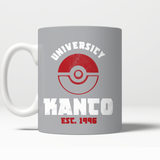 Pokemon Kanto University Est. 1996 11 oz Mug - NerdKudo - 2