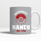 Pokemon Kanto University Est. 1996 11 oz Mug - NerdKudo - 1