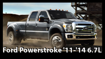 Ford Powerstroke 2011 - 2014 6.7L