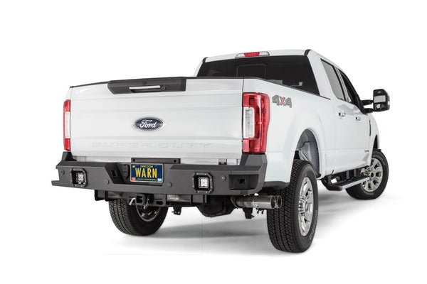 Warn Ascent Rear Bumper | 98050 | 2017 - UP Superduty