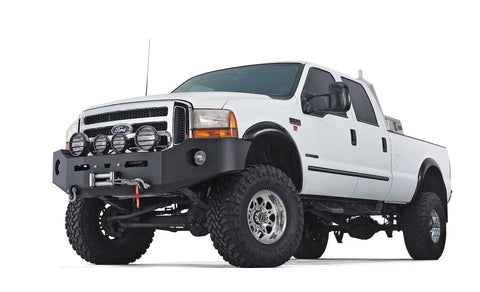 Warn Heavy Duty Bumper | 99395 | 2017 - UP Superduty