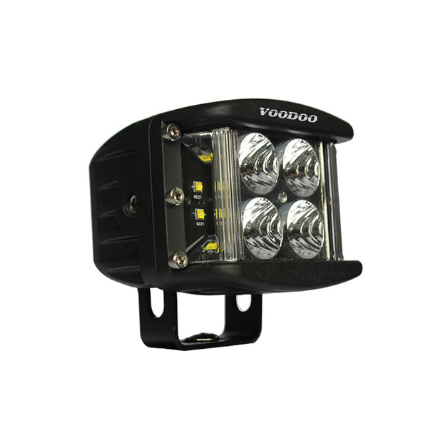 "Voodoo 2"" LED W/ Side Projection 40W"