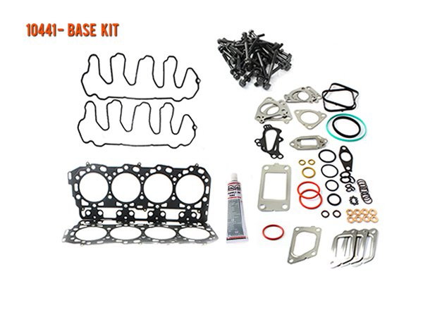 Merchant Automotive Complete Head Gasket Kit | 2011 - 2016 DURAMAX 6.6L LML