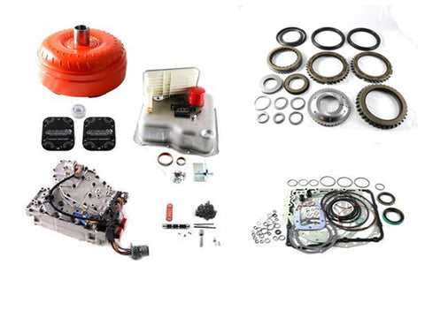 Merchant Automotive Maximum Work Series Transmission Kit Allison 1000 | 2004.5 - 2005 DURAMAX 6.6L LLY
