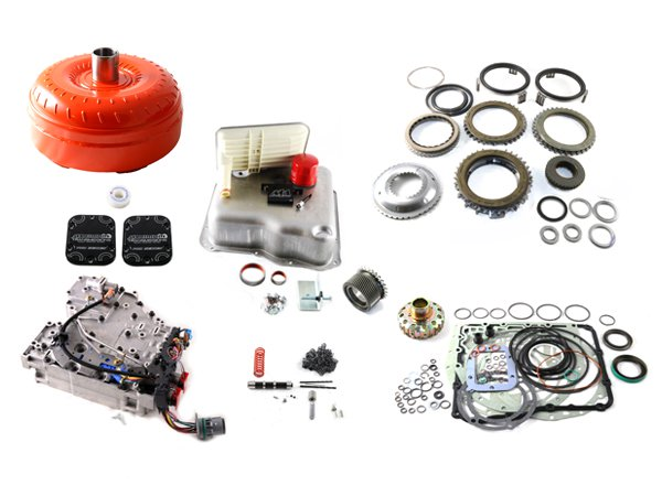 Merchant Automotive Maximum Pro Series Transmission Kit Allison 1000 | 2004.5 - 2005 DURAMAX 6.6L LLY