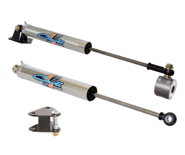 Carli Suspension Stainless Steering Stabilizers | 2014 -UP Ram 2500 4x4 / 2013 - UP Ram 3500 4x4