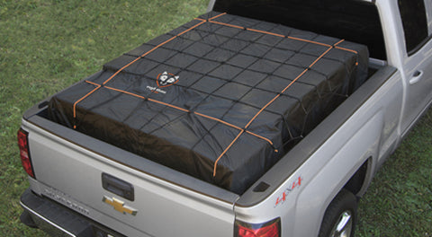 Rightline Gear Truck Bed Cargo Net W/Built-in Tarp | 100T60