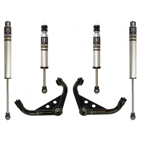 "ICON 0-2.5"" Suspension System Stage 2 
