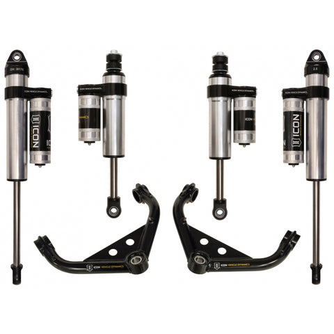 "ICON 0-2.5"" Suspension System Stage 3 