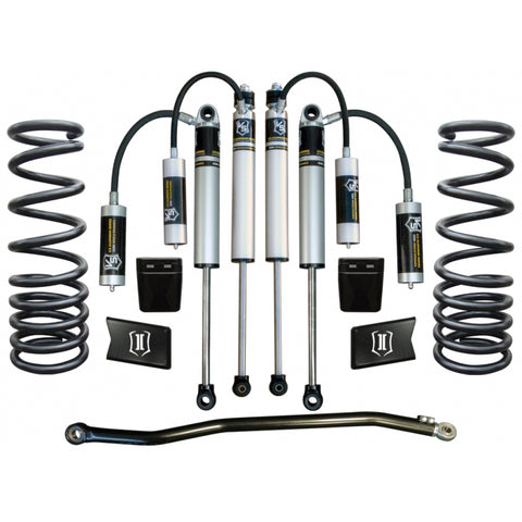 "ICON 2.5"" Suspension System 4wd Stage 2 