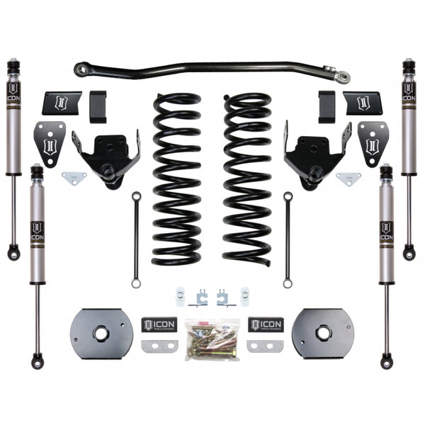 "ICON 4.5"" Suspension System 4wd Stage 1 