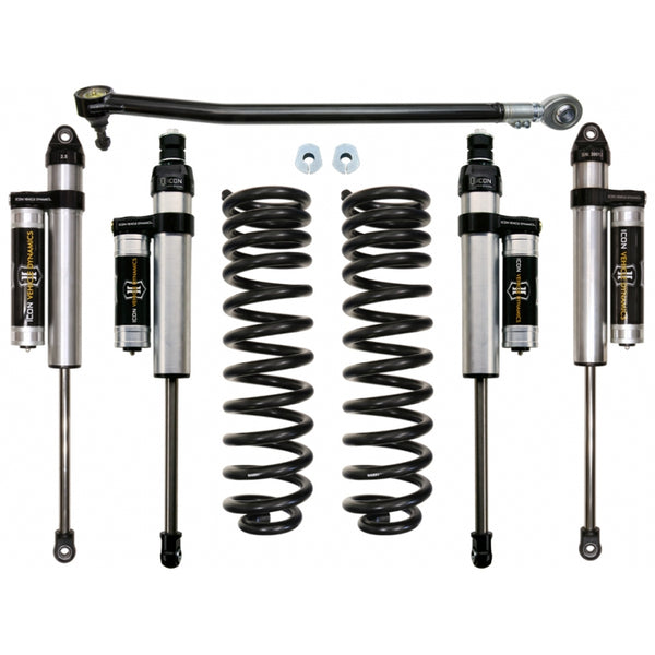 "ICON 2.5"" Suspension System 4wd Stage 3 