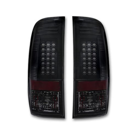 Recon LED Tail Lights | 2008 - 2016 Superduty