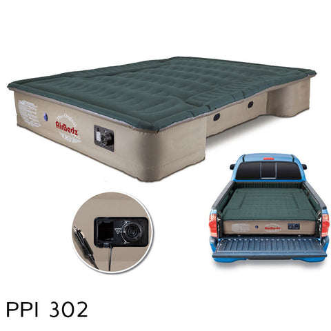 AirBedz Pro3 Series Truck Bed Air Mattress Fullsize Short Bed W/DC Air Pump | PPI-302