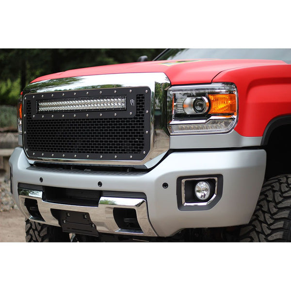 Rigid Industries Grille With 30