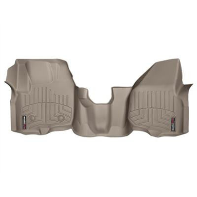 WEATHERTECH DIGITALFIT FRONT FLOORLINER SET 2013-2016 Ford F250/F350/F450 (CREW CAB)