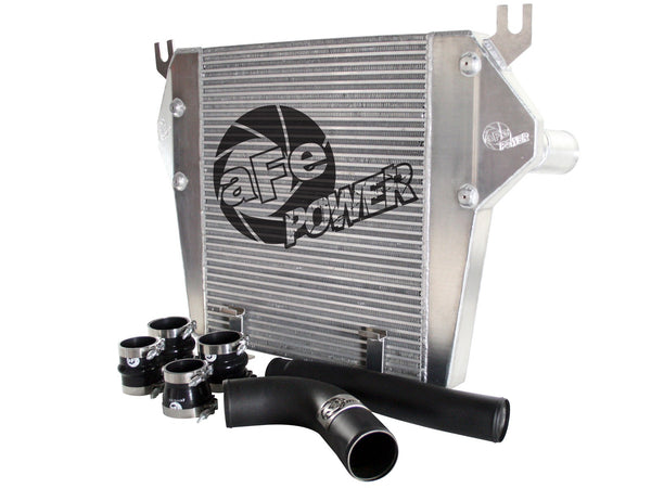 aFe Power BladeRunner GT Series Intercooler with Tubes | 46-20082 | 2010 - April 2011 CUMMINS 6.7L