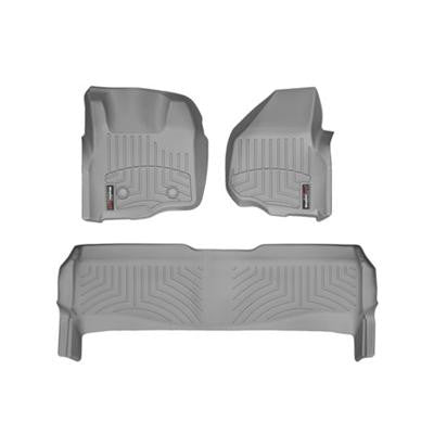 WEATHERTECH DIGITALFIT FLOORLINER SET 2013-2016 Ford F250/F350/F450 (CREW CAB)