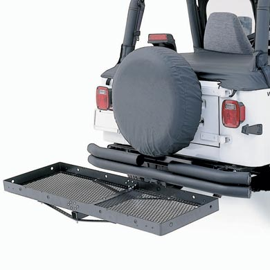 SmittyBilt Receiver Rack | 7700