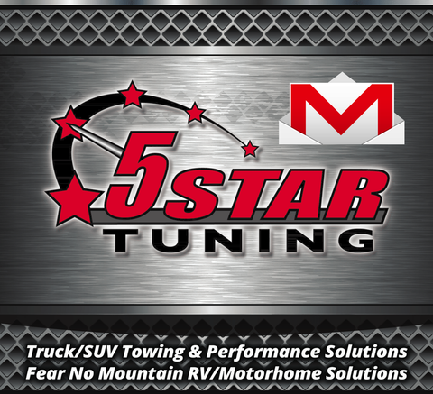 5 STAR TUNING EMISSIONS COMPLIANT SUPPORT PACK 6.4L POWERSTROKE