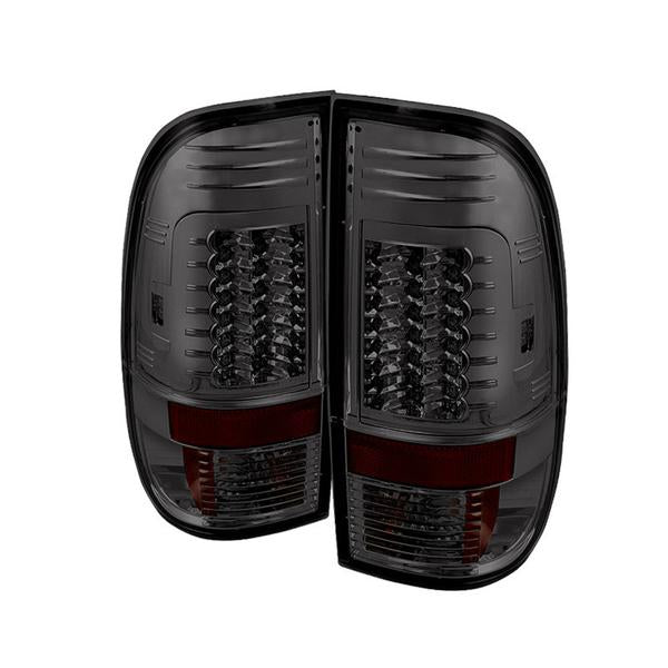 SPYDER 5029171 CHROME LED TAIL LIGHTS
