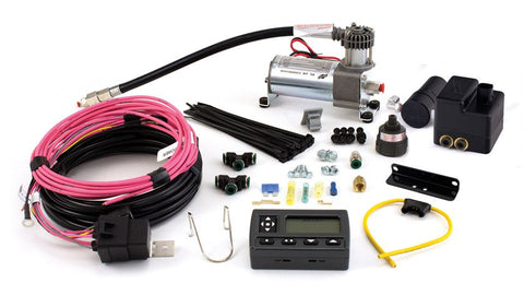 Air Lift Wireless Dual Path On-Board Air Compressor System with Heavy Duty Compressor | 72000