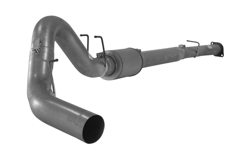 "FLO~PRO 4"" Downpipe Back Single 