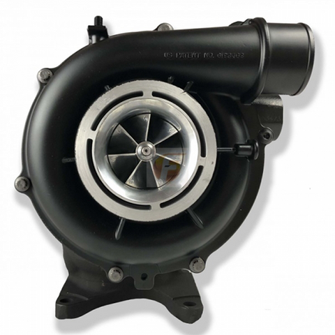 Fleece 63MM FMW Cheetah Turbo | FPE-LML-VNT-63-FMW-N | 2011 - 2016 DURAMAX 6.6L LML