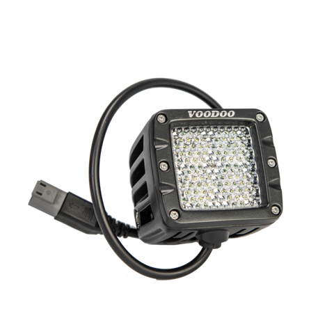 "Voodoo 2"" Cube LED Diffusion Work Light 40W"