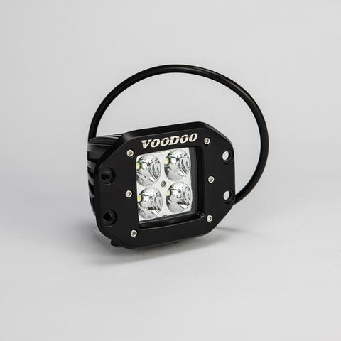 "Voodoo 2"" Cube LED Flush Mount Work Light 40W"