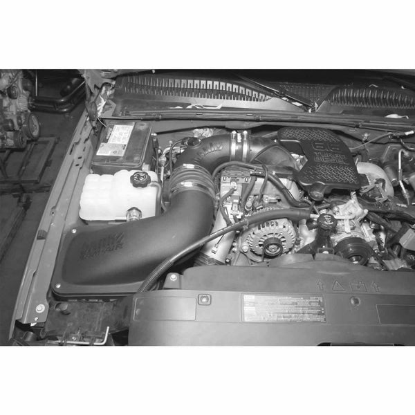 BANKS POWER Ram-Air Cold-Air Intake System, Oiled Filter | 42142 | 2004.5 - 2005 DURAMAX 6.6L LLY