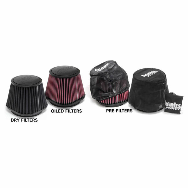 Banks Power Ram-Air Cold-Air Intake System | 2004.5 - 2007 CUMMINS 5.9L